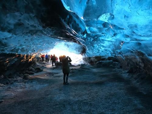 Icecave Tour